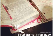 inspire me \\ study Scripture
