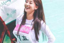 jihyo; twice♡