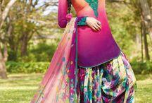 Punjabi Suits ♡