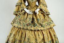 1850s Fashions