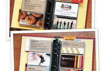 S C IR A P IB O O IK  / #diy #scrapbook #craft #storage #organize #paper #storage  / by M B