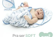 Produtos SOFT by Papi / Durante anos, mamães de todo o mundo têm buscado produtos mais práticos para cuidar de seus filhos. Mas, nunca tiveram um tão confortável e agradável de se usar!