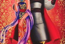 disney Mulan, mulan and shang