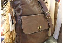DIXIE skinnvesker-leatherbags-crossover / http://www.husetisvingen.no
