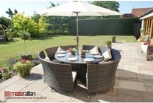 Oval Rattan Dining Sets / All oval rattan dining sets featured on http://gardenliving.co will be displayed here
