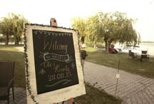 Our Wedding / Our late summer, low budget, DIY, boho picnic wedding memoirs.