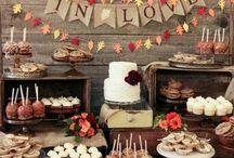 || Fall Wedding Inspiration ||