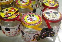 frascos mickey
