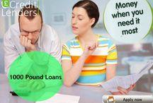 1000 Pound Loans
