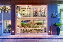 Our Store / Tropik-Anna Floral & Garden design  Piraeus Greece