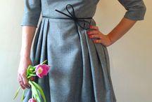Sewing pattern + ideas