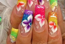 Haar en nagels