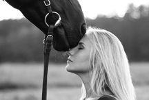 girl n' horse moods