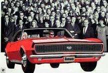 camaro first génération