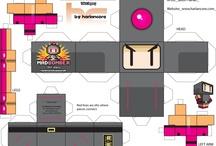Caixa papel s2 paper box