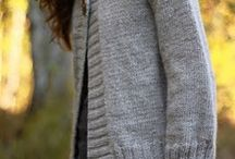 Giacche in maglia - knit jacket