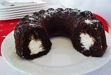 sürpriz kek