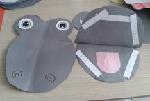 ESL Kindergarten / Preschool Crafts