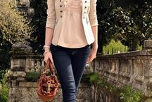 Clothes and accessories! / by Marie Sheraden