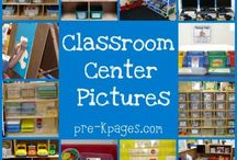 Creating a Preschool Classroom / Tips that can help teachers create an environment for learning.