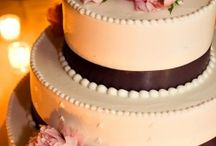 Cakes (Wedding, Bridal, & Grooms) / Cakes for Weddings, Bridal Showers/Teas, Groom Parties.   Tutorials & Tips for Cake Designs / by Dianne Richard