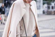 Модное пальто / мода