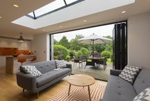 Origin Bi-folding Doors / Origin are the UK's leading specialist manufacturer of bespoke aluminium Bifolds, Windows and Blinds Origin's products combine high grade aluminium with precision engineering to create functional and elegant products which are designed to last.