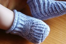 baby - crochet and knitting