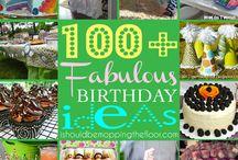 Birthdays / by Beth Masog