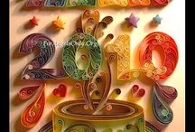 Quilling  / by Christine van den Bout