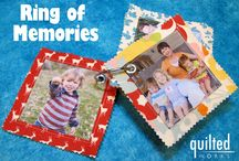 Crafty Ideas / On this page you will find all sorts of crafty ideas for kids, the home and so much more.