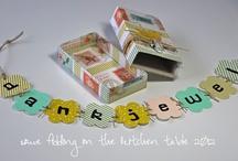 DIY - Cadeautjes / DIY cadeaus zelf maken origineel creatief low budget verjaardagen feestjes