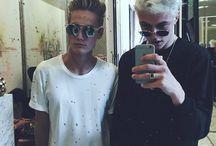 Chris e Nate