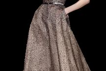 FASHION (EVENING DRESS & HAUTE COUTURE COLLECTION) / For the red carpet and occasional events