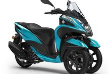 tricity / #yamaha, #tricity, #motosiklet