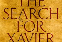 The Search for Xavier / My latest paperback. Amazon books. A terrific read - even if I say so myself!.. A play  crying out for a producer, a script hungering for a director...