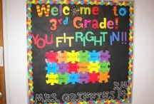 Elementary Classroom Ideas / Activities and ideas for the elementary school classroom.