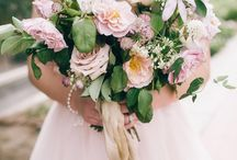 Wedding flowers | Svatební kytice