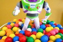 Aniversário Miguel - Toy Store