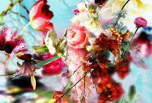 80's flower