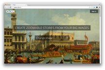 Интерактивные изображения и видео