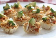 Appetizer / Wow foods / by Laura Camilleri