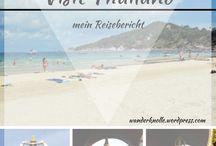 Reiseblogs / Schönes und Spannendes von Reiseblogs