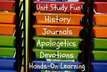 Workboxes / Workboxes are an excellent way to organize your homeschool day.
