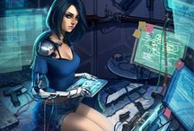 cyber/punk\space