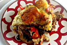 Breakfast/Brunch Recipes / by Maria Millard-Chehab