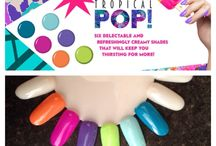 ProGel Swatches / Swatches of the ProGel polishes that NailCandi is currently stocking.