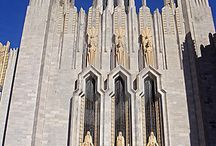 Art Deco Architecture | United States of America / Architectural awesomeness in the U.S.A. from the 1920s and 1930s. See separate boards for Los Angeles, New York City and San Francisco / by Merry