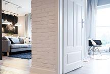 Дизайн квартиры в стиле Лофт и Неоклассика