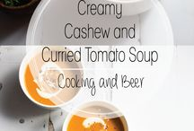 Soup Recipes / Comforting, easy soup recipes and healthy ones too